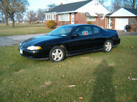 2003 Chevrolet Monte Carlo Coupe (2 door)