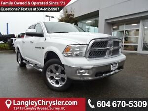 2012 RAM 1500 Laramie *LOCALLY OWNED*LOADED*RAMBOX CARGO*
