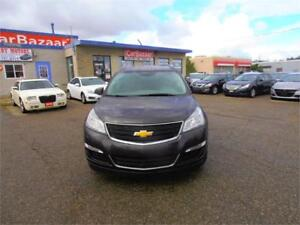 2014 CHEVROLET TRAVERSE 8 PASSANGER CLEAN CAMERA EASY FINANCE