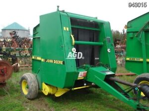 John Deere Round Baler | Find Farming Equipment, Tractors, Plows and