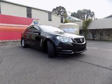 2014 Holden Commodore VF Evoke Black 6 Speed Automatic Sedan West Gosford Gosford Area Preview