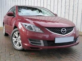 Mazda 6 2.2 TS D 163....Superb Economical & Spacious Diesel Family Car, Only 1 Previous Keeper