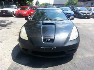 STYLISH CAR! GOOD ON GAS! TOYOTA CELICA!AUTOMATIC!ETESTED SAFETY