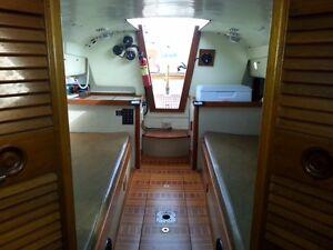28 ft. Viking Sailboat C&C decign London Ontario image 3