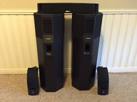 Bose 701, 161, VCS-10 Speakers