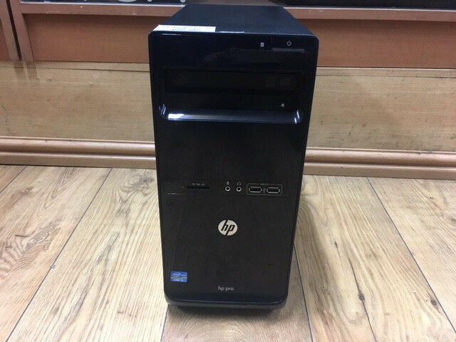 HP Pro 3500 Series MT Core i3-3220 3 30GHz 4GB 250GB HDD Win 10 Pro PC | in  Wood Green, London | Gumtree