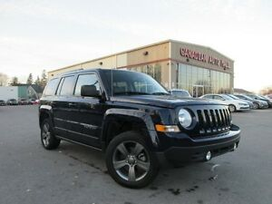 2015 Jeep Patriot 4X4, HIGH ALTITUDE, LEATHER, ROOF, 43K!