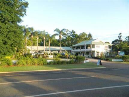 YUNGABURRA PARK MOTEL - Private Sale, Save $$$! Yungaburra Tablelands Preview