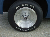 camaro rims. will fit lots of other  gm