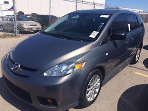 2007 Mazda 5, 6 Passenger, 4 cyl./Gas Saver, LOW KMS only 107K!!