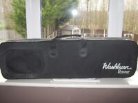 Washburn Rover Travel Guitar in great condition with a pickup for amp use.