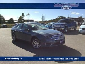 2012 Ford Fusion SEL 3.0l V6 301A Sunroof Sync With Sony Audiofi
