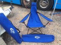 Gelert folding Camping Chairs
