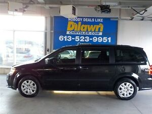 2014 Dodge Grand Caravan CANADIAN VALUE PACKAGE