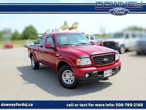 2008 Ford Ranger RANGER