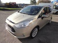 LHD 2013 FORD B-MAX TITANIUM POWER SHIFT AUTO 1.6 PETROL 5 Door FRENCH REGISTERE