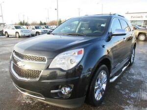 2013 Chevrolet Equinox LTZ SUV AWD LEATHER, SUNROOF, BACK UP CAM