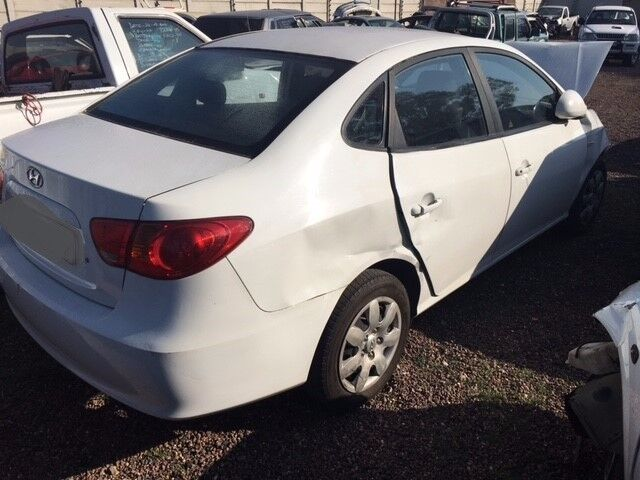 Hyundai Elantra Stripping For Spares