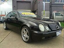 2000 Mercedes-Benz CLK320 ELEGANCE Elegance 5 Speed Automatic Coupe Brooklyn Brimbank Area Preview