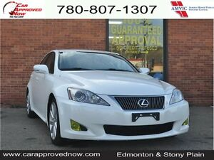 2009 Lexus IS 250 AWD Navigation *Easy Financing Options*