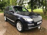Land Rover Range Rover 3.0 TD V6 Vogue SE 4X4 (s/s) 5dr DIESEL AUTOMATIC 2014/S