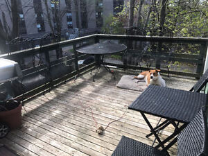 1BR in 3BR South End House