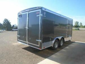 GET MORE TRAILER FOR LESS $ 2017 ATLAS 8X16 CONSTRUCTION TRAILER London Ontario image 2