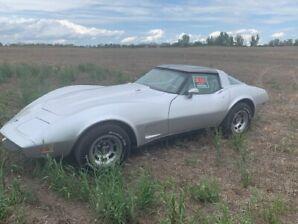 1978 Corvette Anniversary Edition