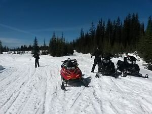 800 Summit X skidoo for sale