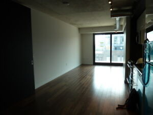 Rivercity I Large 1 BR+Den with Balcony for rent