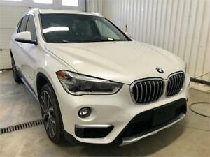 2016 BMW X1 xDrive only 26,653kms Navi, Pano roof, self park