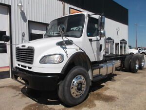 2008 FREIGHTLINER M2 TANDEM AUTOMATIC