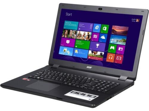 "Acer Notebook E5-721-62XN 17.3"" AMD A-Series A6-6310 (1.80GHz) 500GB HDD 4GB DDR"