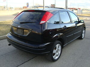 2007 FORD FOCUS SES HATCHBACK SNOW TIRES''GST INCLUDED'''' West Island Greater Montréal image 6