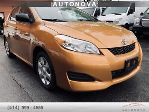 ***2009 Toyota Matrix***AUTO/PROPRE/4CYL/514-999-4555.