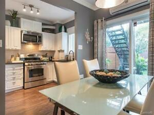 Fully Renovated 4 1/2 Lower Unit Duplex *APPLIANCES INCLUDED*