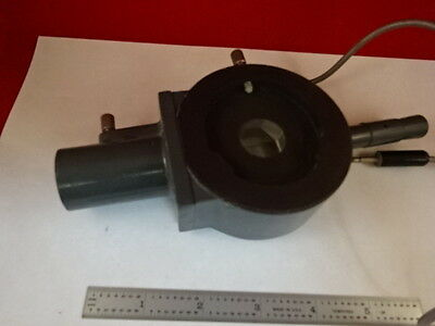 Microscope Part Ao Vertical Illuminator Splitter American Optics Bag-23