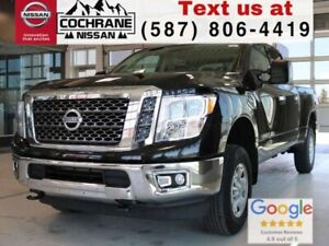 2018 Nissan Titan XD SV (Certified Pre-Owned with Clean CARFAX)