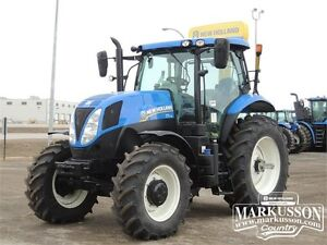 2015 New Holland T7.175 - 110 PTO HP, Powershift, Deluxe Cab