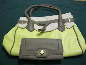 ALDO bags with wallet