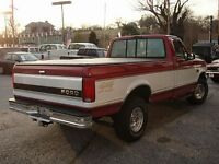 1992 - 1996 Ford F-150 Tailgate