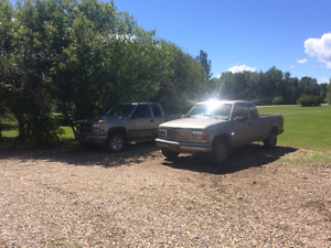 2- 1998 gm's for project or parts