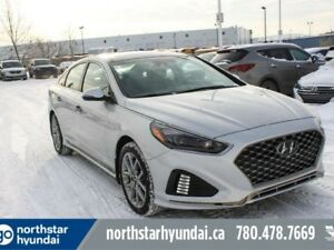 2019 Hyundai Sonata LIMITED- LEATHER/NAV/ A/C SEATS/EMERGENCY BR