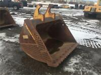 "Finning Brand 60"" Cleanup bucket for 320 cat hoe Edmonton Edmonton Area Preview"