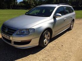 Volkswagen Passat 2.0TDI ( 140ps ) R Line Estate ONLY 2 OWNERS IMMACULATE