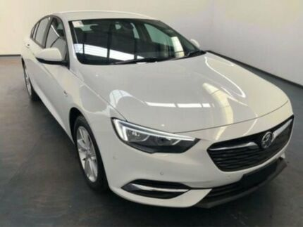 2018 Holden Commodore ZB LT Heron White 9 Speed Automatic Liftback Albion Brimbank Area Preview