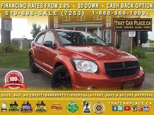 2008 Dodge Caliber SXT-$55/Wk-Htd Sts-Low KM'S/Price-RemoteSt-Ht