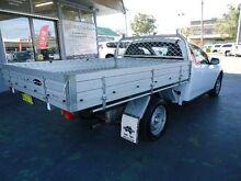 2013 Ford Falcon FG MK2 White 6 Speed Auto Seq Sportshift Cab Chassis Hamilton Newcastle Area Preview