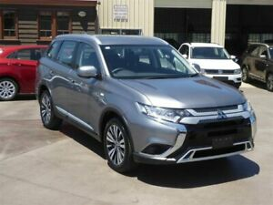 2018 Mitsubishi Outlander ZL MY19 ES 7 Seat (AWD) Grey Continuous Variable Wagon Brendale Pine Rivers Area Preview