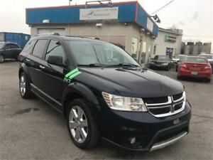 DODGE JOURNEY R/T 2011 AWD/ GPS/ CUIR/ CAMERA/ TOIT/ MAGS/ FULL